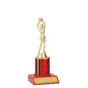 Netball Trophy N1106 - Trophy Land