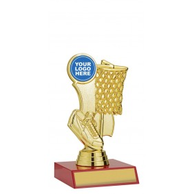 Netball Trophy N1112 - Trophy Land