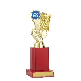 Netball Trophy N1114 - Trophy Land