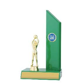Netball Trophy N1130 - Trophy Land