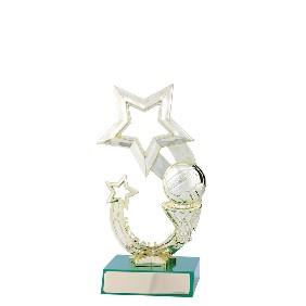 Netball Trophy N1137 - Trophy Land