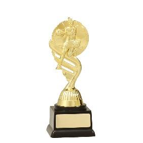 Netball Trophy N1142 - Trophy Land