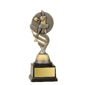 Netball Trophy N1145 - Trophy Land
