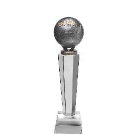 Netball Trophy N1154 - Trophy Land