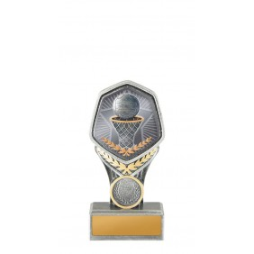 Netball Trophy N21-1604 - Trophy Land
