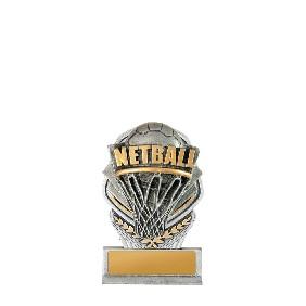Netball Trophy N21-1701 - Trophy Land