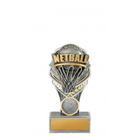 Netball Trophy N21-1702 - Trophy Land