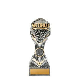 Netball Trophy N21-1703 - Trophy Land