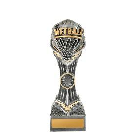 Netball Trophy N21-1704 - Trophy Land