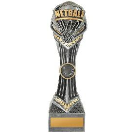 Netball Trophy N21-1705 - Trophy Land