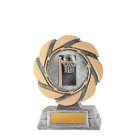 Netball Trophy N21-1709 - Trophy Land