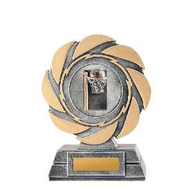 Netball Trophy N21-1710 - Trophy Land