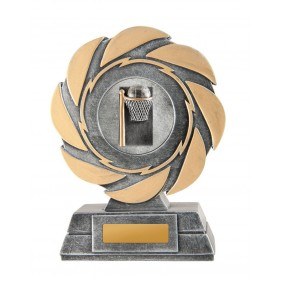 Netball Trophy N21-1711 - Trophy Land