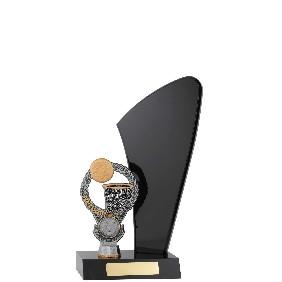 Netball Trophy N6004 - Trophy Land