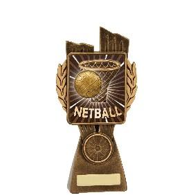 Netball Trophy N7005 - Trophy Land