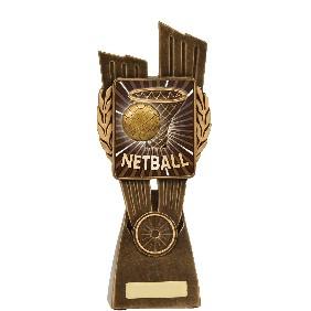 Netball Trophy N7006 - Trophy Land