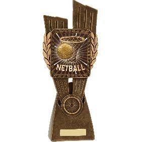 Netball Trophy N7007 - Trophy Land