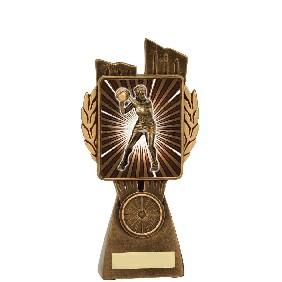 Netball Trophy N7009 - Trophy Land