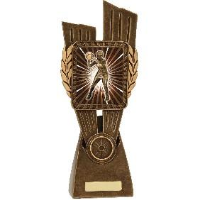 Netball Trophy N7011 - Trophy Land