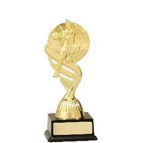 Netball Trophy N7014 - Trophy Land