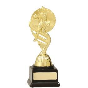 Netball Trophy N7015 - Trophy Land