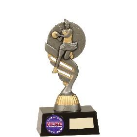 Netball Trophy N7017 - Trophy Land