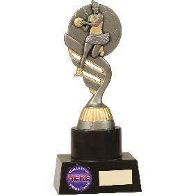 Netball Trophy N7019 - Trophy Land