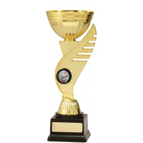 Netball Trophy N7024 - Trophy Land