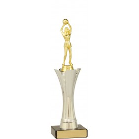 Netball Trophy N7035 - Trophy Land