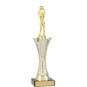Netball Trophy N7036 - Trophy Land