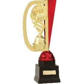 Netball Trophy N7066 - Trophy Land