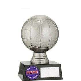 Netball Trophy N8034 - Trophy Land