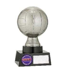Netball Trophy N8035 - Trophy Land