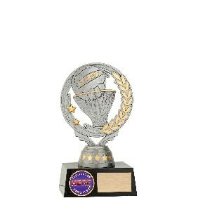 Netball Trophy N8043 - Trophy Land