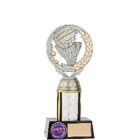 Netball Trophy N8045 - Trophy Land