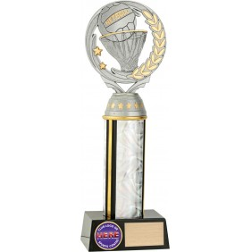 Netball Trophy N8047 - Trophy Land