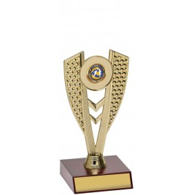 Netball Trophy N8070 - Trophy Land