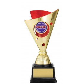 Netball Trophy N9029 - Trophy Land