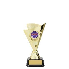 Netball Trophy N9037 - Trophy Land