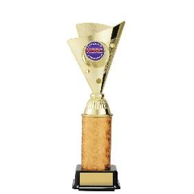 Netball Trophy N9040 - Trophy Land
