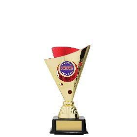 Netball Trophy N9042 - Trophy Land