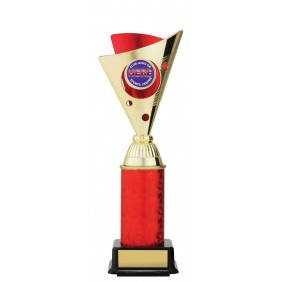Netball Trophy N9045 - Trophy Land