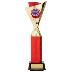 Netball Trophy N9046 - Trophy Land