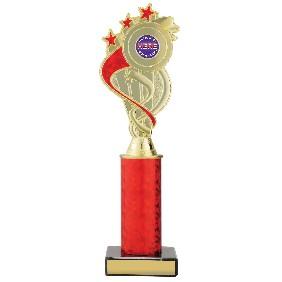Netball Trophy N9071 - Trophy Land