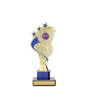 Netball Trophy N9073 - Trophy Land