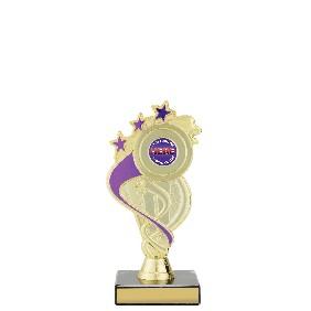 Netball Trophy N9077 - Trophy Land