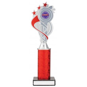 Netball Trophy N9086 - Trophy Land