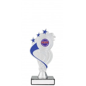 Netball Trophy N9087 - Trophy Land