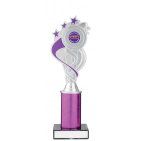 Netball Trophy N9095 - Trophy Land