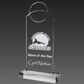 Crystal Award OC-AR - Trophy Land